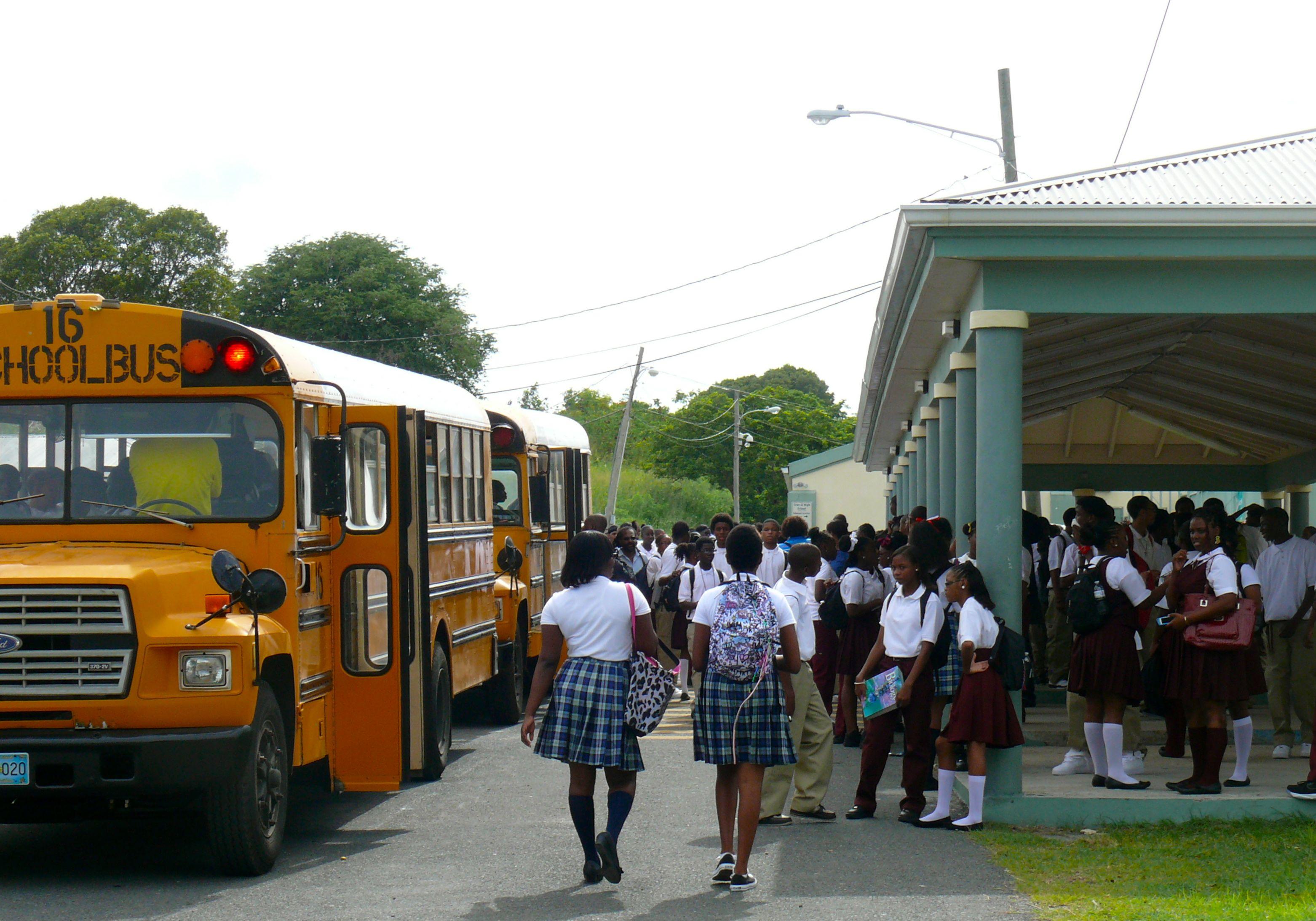 Public education in the virgin islands