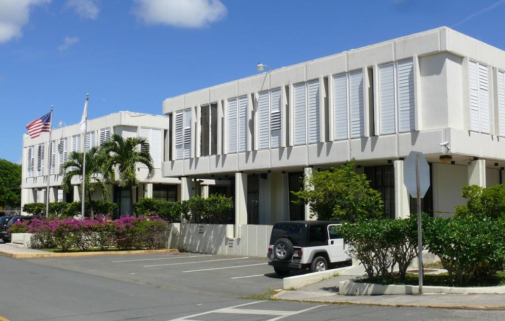 Pictures Of The Virgin Islands Senators