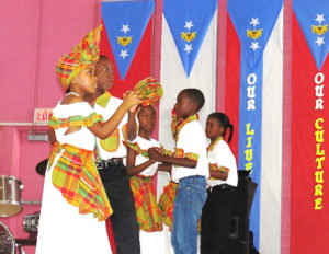 St. Croix Schools Celebrate V.I. Culture and Transfer Centennial