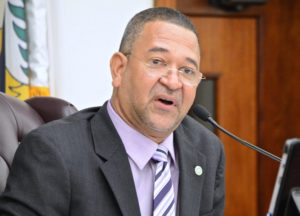 Sen. Jean Forde (Photo by Barry Leerdam, provided by the V.I. Legislature)