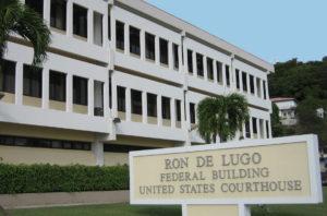 Ron De Lugo Federal Courthouse
