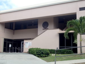 The R.H. Amphlett Leader Justice Complex, home of the V.I. Superior Court on St. Croix. (File photo)