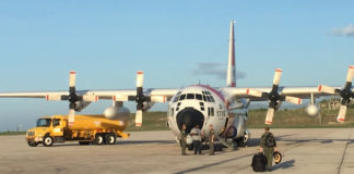 FEMA has shipments of supplies ready to come into the territory as soon as the ports and airport are open. (FEME photo)