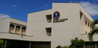Juan F. Luis Hospital in pre-hurricane file photo. JFL was badly damaged by Hurricane Maria.