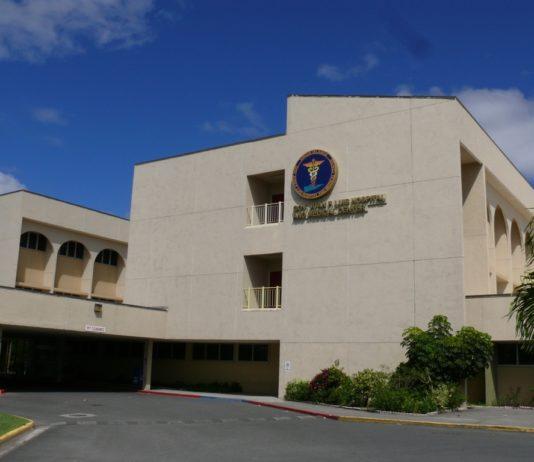 Juan F. Luis Hospital in pre-hurricane file photo. JFL was badly damaged by Hurricane Maria.