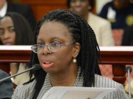 Health Commissioner Michelle Davis