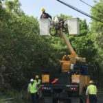 Update: WAPA and Its Contractors Installing Streetlights Along Major Highways and Thoroughfares