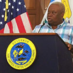 Gov. Kenneth Mapp