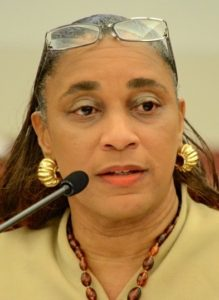 Judge Renee Gumbs-Carty (Source file photo)