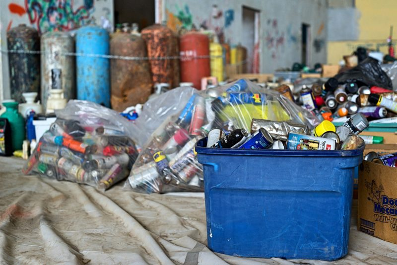 EPA to Open Household Hazardous Waste Drop-Off on Friday, Saturday