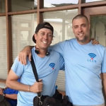 Matt Gyuraki and Rob Tutton of LCCN.