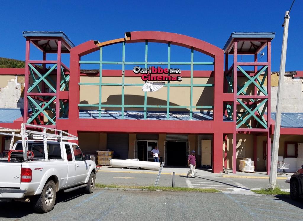 Caribean Cinemas