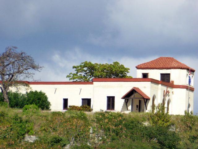 Che Guevara's office near La Cabaña