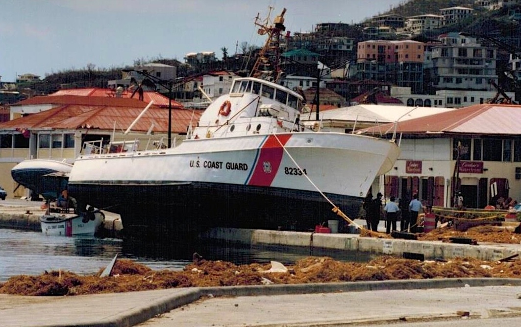 U.S. Coast Guard Cutter Point Ledge