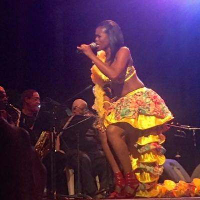 Temisha Caribbean Queen Libert