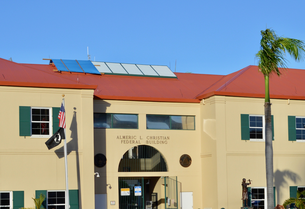 St Croix Virgin Islands District Court