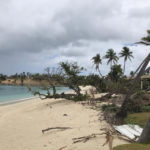 St. Johnians Hot About Caneel Bay at Plaskett Town Hall