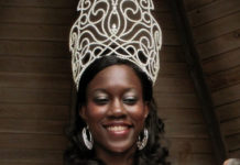 In 2011, Kinia Blyden was St. John Festival queen. (File photo)