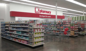 Getting the pharmacy up and running after the storms was an integral part of the recovery effort, according to manager Burrows.