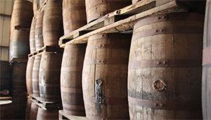 Cruzan Rum in the making. (Photo provided by Cruzan Rum)