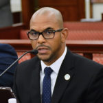 Commissioner of Public Works Nelson Petty Jr. (V.I. Legislature photo)