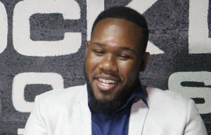 V.I. heavyweight Clayton Laurent, Jr.