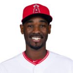 Jabari Blash has been called up again by the Los Angeles Angels.