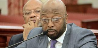 Personnel Director Milton Potter. (2016 file photo from the V.I. Legislature)