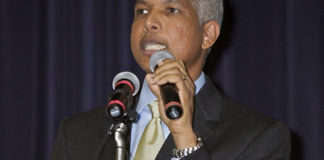 District Judge Curtis Gomez USVI (File photo)