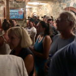 A fundraiser for the Love City Community Network, which doubled as a Irma anniversary bash, drew a crowd to Mongoose Junctions.