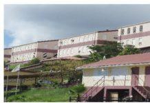 Ivanna Eudora Kean High School on St. Thomas. (File photo)