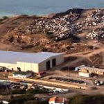 VIWMA Suppresses Anguilla Landfill Fire Solid Waste Collection Resumes