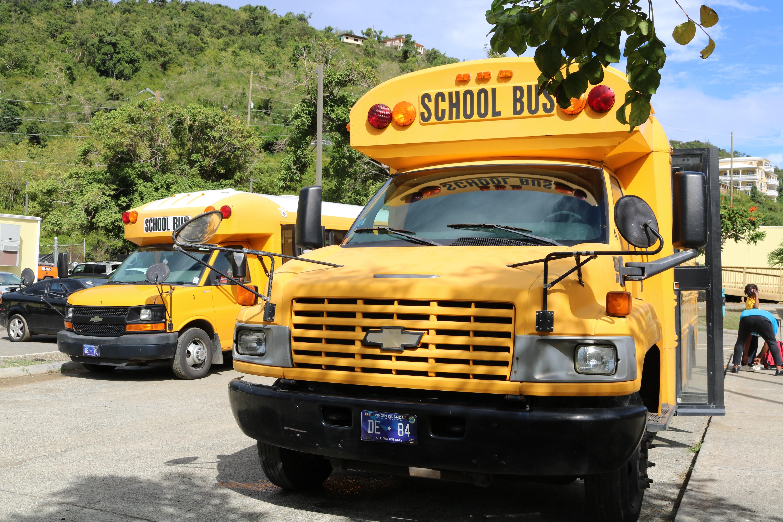 St  Croix District Releases School Bus Pick-Up Schedule | St