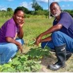 Yvette and Dale Browne, owners of Sejah Farms, will again be selling produce at Agrifest and preaching the importance of agrilcuture to local life.