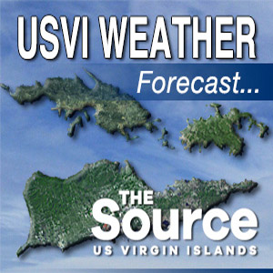 USVI Weather Forecast