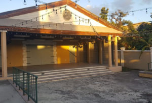 The Dorsch Center will be re-opened Tuesday in Frederiksted.