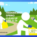 Celebrate Earth Week April 22-28: Frederiksted Spring Clean Up