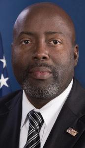 Police Commissioner nominee Trevor Velinor (ATF photo)