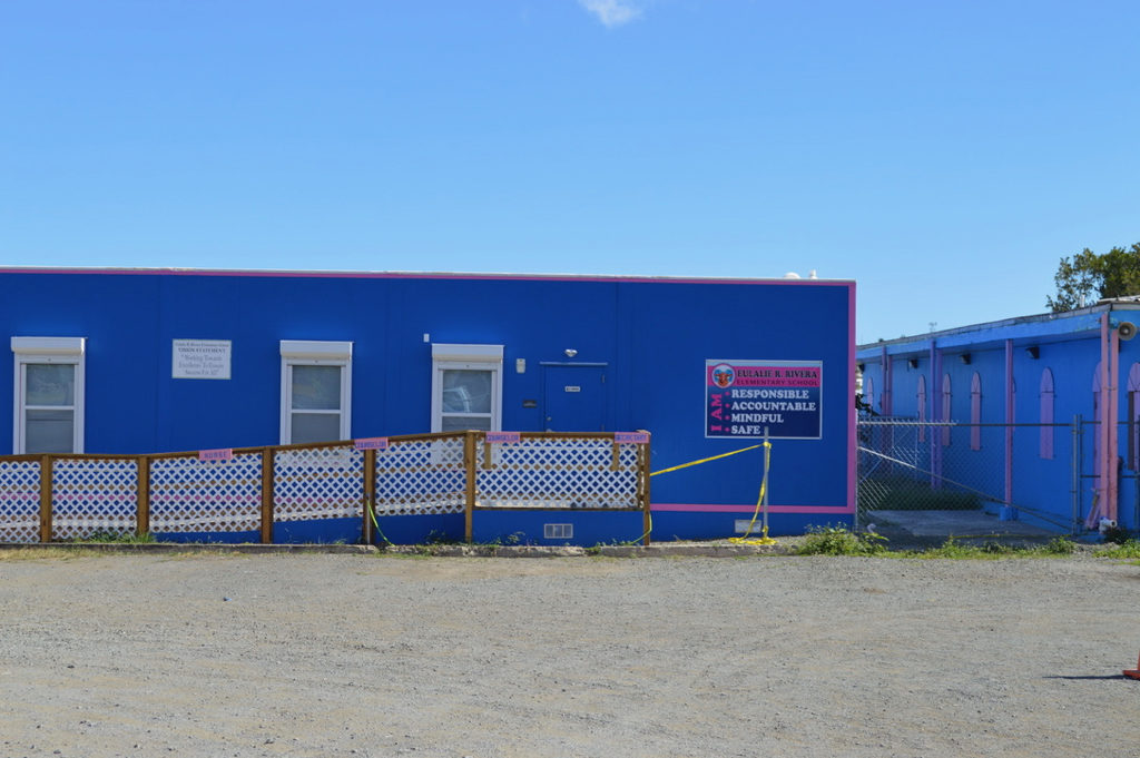 Eulalie Rivera School will be another K-8 school. (File photo)