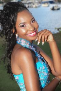 Queen candidate Lenisha Richards