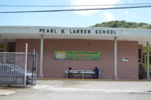 Pearl B. Larsen School (File photo)