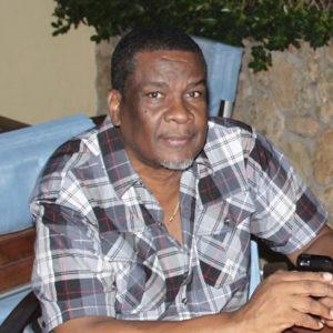 Alwyn 'Big Al' Baptiste (Contributed photo)