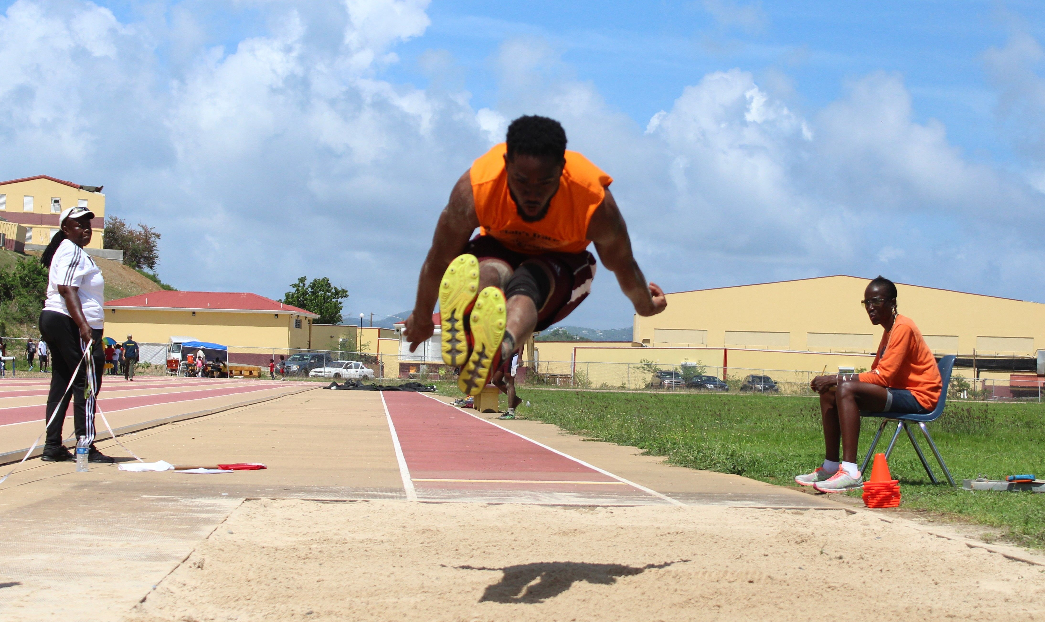 VITFF Releases Results of Carl Plaskett V I  Track and Field