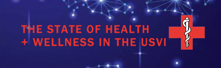 USVI Health Series graphic
