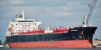 Ocean Princess Motor Tanker