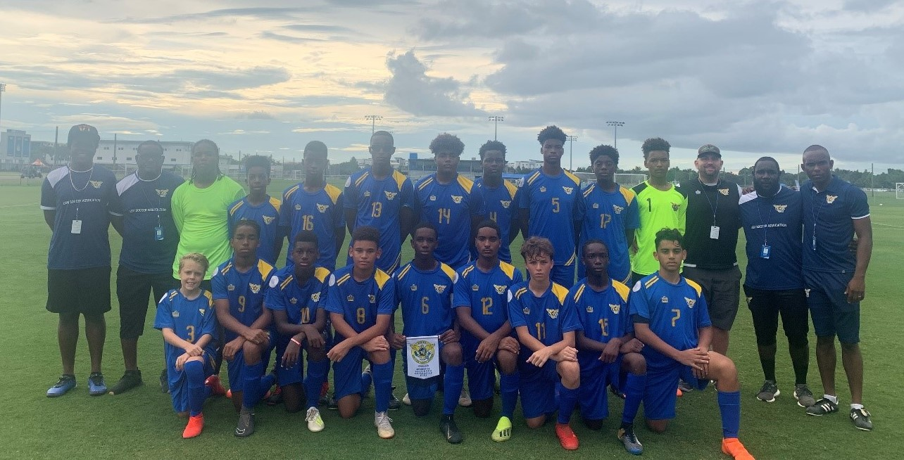 USVI Soccer Male U-15 Begins Concacaf Tournament With Win   St