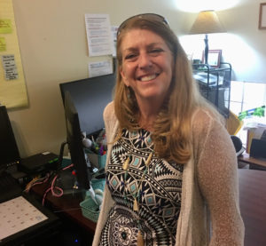 Celia Kalousek has served as SJCF executive director since 2011. (Source photo Amy Roberts)