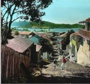 The St. Thomas-St. John administrator's office will lead a cleanup of the Savan area on St. Thomas. (Source file photo)