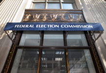 The Federal Elections Commission headquarters in Washington D.C. (Shutterstock image)