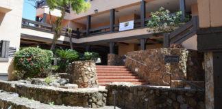 The UVI St. Croix campus.